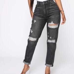 Don't tell my boyfriend jeans